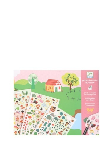 Djeco Oyunlar Renkli
